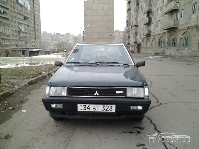 Mitsubishi Lancer 1980 For Sale In Armenia   1 000