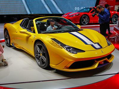 Ferrari –ն ներկայացրել է մակնիշի ողջ պատմության ընթացքում արտադրված ամենաարագ ռոդստերը