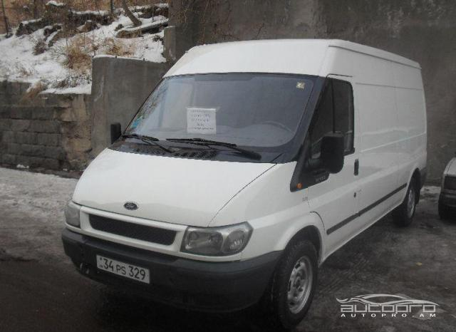 ford transit 2002 for sale in armenia 9 200. Black Bedroom Furniture Sets. Home Design Ideas
