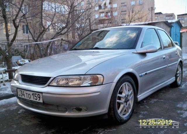 opel vectra b 2000 for sale in armenia 5 600. Black Bedroom Furniture Sets. Home Design Ideas