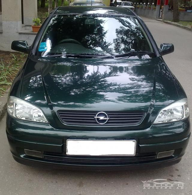 opel astra g 1999 for sale in armenia 5 500. Black Bedroom Furniture Sets. Home Design Ideas